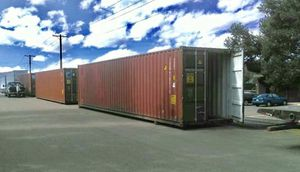 Used Containers- 40' HC WWT Containers for Sale in Victoria, TX