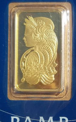 24 Kt 1oz Gold Bar! 99.99 Fine for Sale in San Diego,  CA