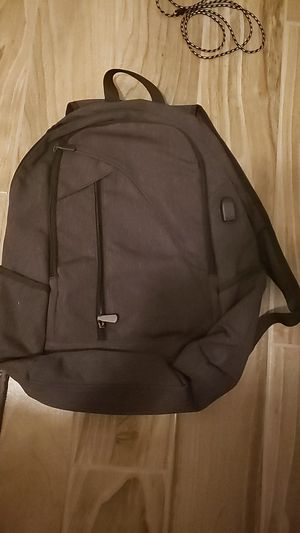 Backpack with Phone Charger for Sale in Port St. Lucie, FL