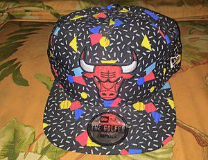 NBA Bulls SnapBack Hat for Sale in Bayonne, NJ