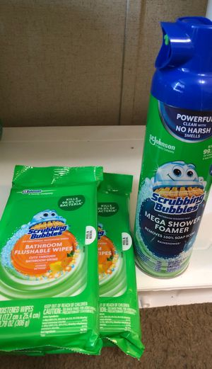 Bathroom cleaning Supplies for Sale in Dudley, NC