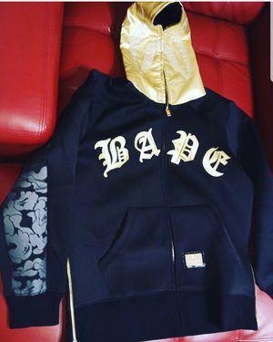 2x bape hoody $150 pick only for Sale in Baltimore, MD
