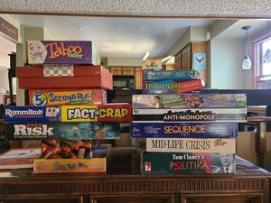 Board games for the family for Sale in Aurora, CO