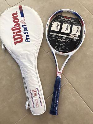 Wilson Pro Staff Lite Classic 7.0 si tennis racket for Sale in Brandon, FL