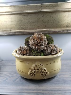 Home Decor Ceramic Accent Bowl for Sale in Jackson Township, NJ