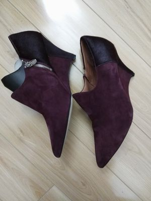 Siegerson Morrison booties size 9.5 for Sale in Bethesda, MD