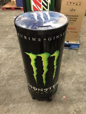 Monster Energy Cooler Barrel for Sale in West Bloomfield Township, MI