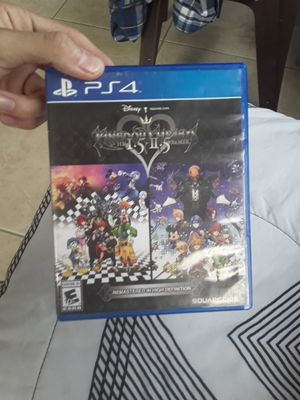 Kingdom Hearts 1.5 + 2.5 ReMix for Sale in Orlando, FL