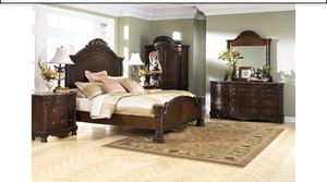 $450 North Shore Queen Bedroom Set Ashley Furniture for Sale in Rural Hall, NC