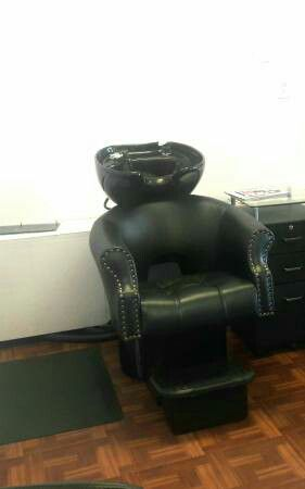 Hair Salon furniture equipment. Salon stations, Salon chairs, styling stations & chairs