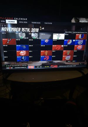 55 inch haier tv for Sale in Columbus, OH