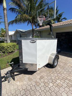 DETAIL TRAILER for Sale in Pompano Beach, FL