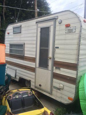 Vintage camper for Sale in Torrance, CA