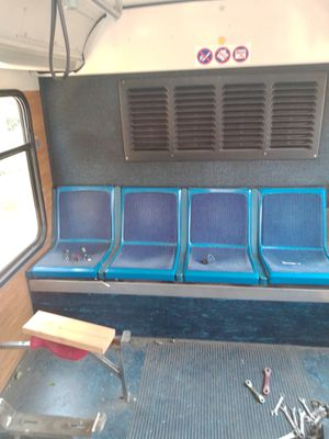 Transit bus seats for Sale in Dixon, CA