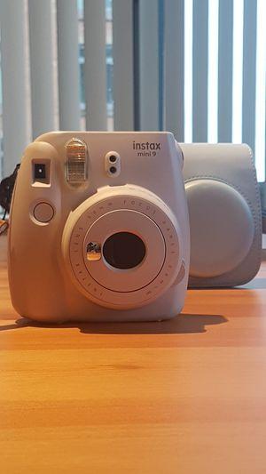 Instax Mini 9 Fuji Film Camera for Sale in Rockville, MD