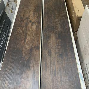 Vinyl PlanHol 100 % Waterproof $1.00 Per Sqft Only 120 sqft Available Total Price $120 for Sale in Grand Prairie, TX
