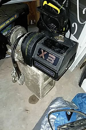 superwinch x3 model #1307 for Sale in Avon Park, FL