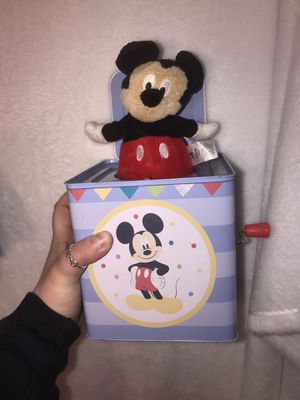 HAVE YOU SEEN MICKEY JACK IN THE BOX for Sale in Plymouth, MA