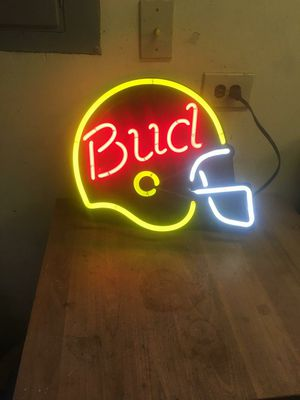 4 beer Neons for sale all working condition for Sale in Lewisburg, PA