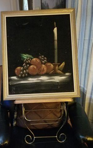 Shelf and Velvet Paintings for Sale in Richmond, VA