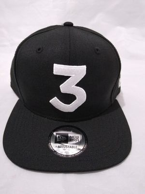 CHANCE THE RAPPER 3 NEW ERA SNAPBACK HAT BRAND NEW HIGH CROWN for Sale in South Gate, CA