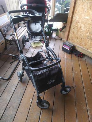 Graco click connect stroller for Sale in Dallas, TX
