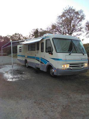 93 FLEETWOOD CORONADO RV for Sale in Valley Springs, CA