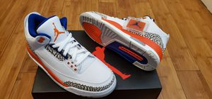 Jordan Retro 3's size 9 for Men for Sale in East Compton, CA