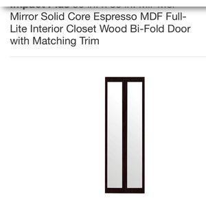 Mirror Closet Doors (new) for Sale in Miami, FL