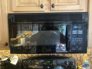 Over the range microwave for Sale in Waltham, MA