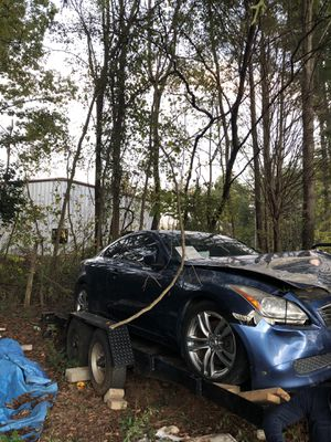 08 infinity for parts for Sale in Davidson, NC