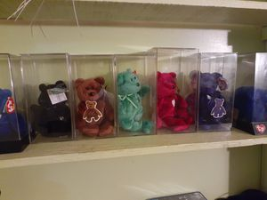 Original beanie babies for Sale in Biscayne Park, FL