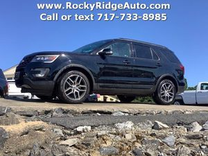 2017 Ford Explorer for Sale in Ephrata, PA