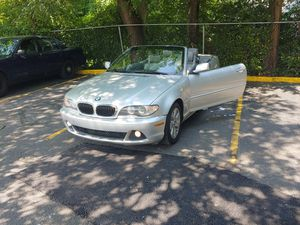 05 BMW 325ci convertible coupe for Sale in Cleveland, OH