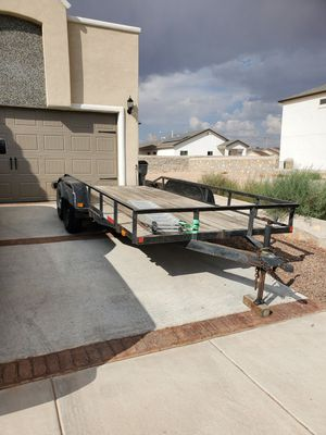 Trailer For Sale for Sale in El Paso, TX