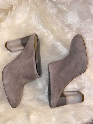 ENZO ANGIOLINI Topless Bootie w Frosted Heel Size 7 for Sale in Buffalo, NY