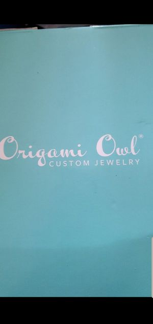 Brand new Origami Owl products for Sale in Otis Orchards, WA