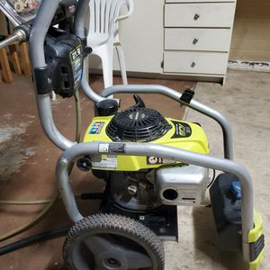 Ryobi 3100 Pressure Washer ⛽ for Sale in Glendale, AZ