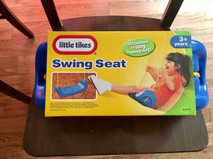New Little Tikes Swing Seat for Sale in Manor, TX