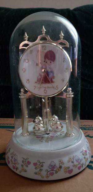 Precious moments clock for Sale in Wildomar, CA