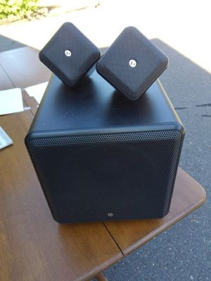 TV sound system by Boston acoustics for Sale in Middletown, CT