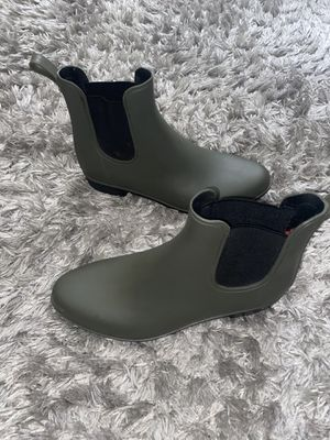 Womens sam Edelman rain boots size 10 for Sale in Oxnard, CA