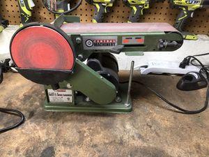 Belt/disc sander for Sale in York, PA
