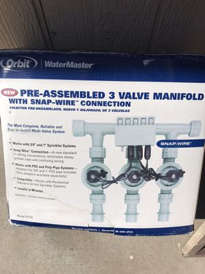 Sprinkler manifold for Sale in Phoenix, AZ