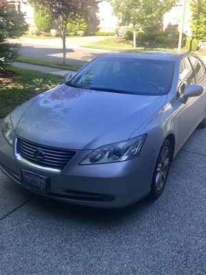 2008 Lexus ES 350 in Good Condition with Clean Title for Sale in Issaquah, WA