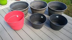 Flower pots for Sale in Glen Burnie, MD