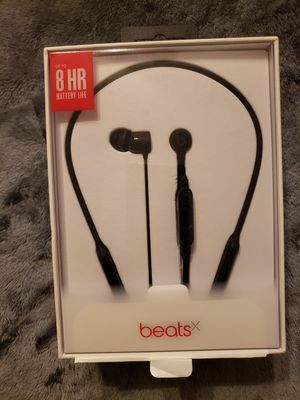 Beats X by Dr. Dre headphones for Sale in Tomball, TX