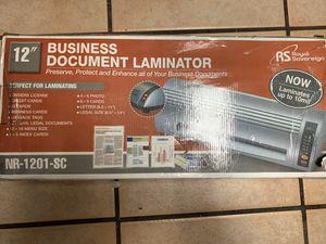Document laminator for Sale in Miami, FL