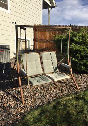 Loveseat porch swing for Sale in Littleton, CO