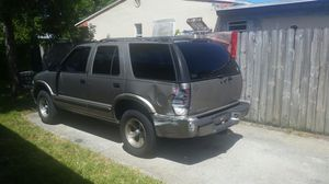 02 Chevy blazer for Sale in HALNDLE BCH, FL